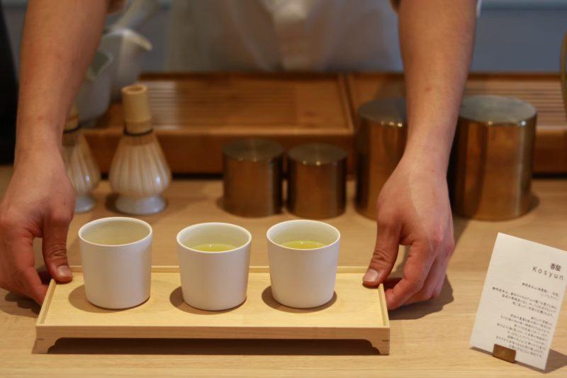 お煎茶との出逢い