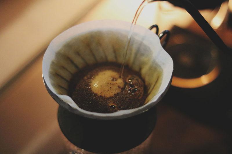 思いのあるコーヒー