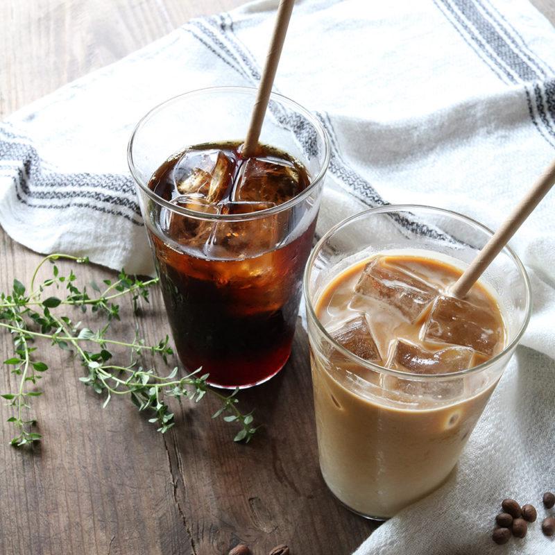 コーヒーを美味しく淹れる。